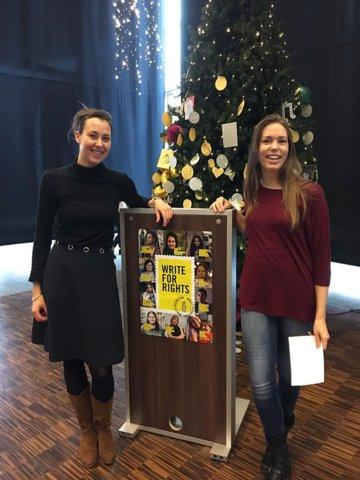 Amnesty_schrijfactie_2018_St. Nicolaaslyceum_4